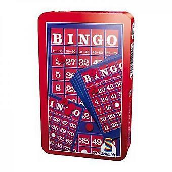 Schmidt und Spiel Jeu De Poche - Bingo