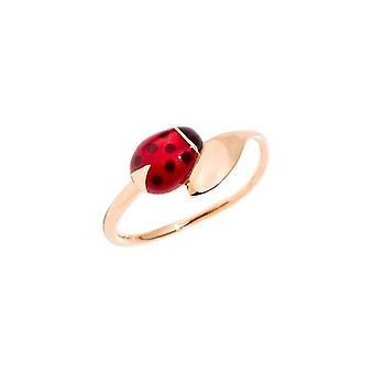 Dodo ring 9ct rose gold size 48 dab9000ladybero9r48