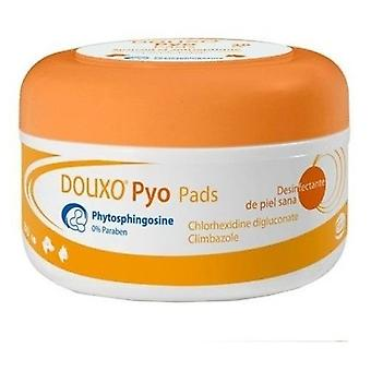 Ceva Douxo Pyo Pads Cotton Pads For Cats And Dogs