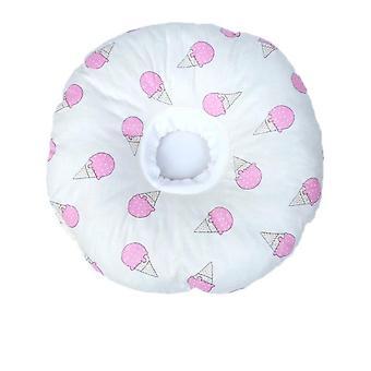 Elizabeth Circle Adjustable Soft Pet E-Collar Neck Collar Circle for Cat Small Dog M Size