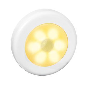 Motion sensor night lights bedroom decor lamp led kitchen wireless cabinet light staircase closet room aisle lighting wall lamp
