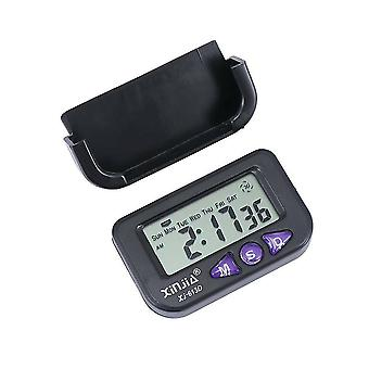 Small Portable Digital Travel Alarm Automotive Electronic Stopwatch