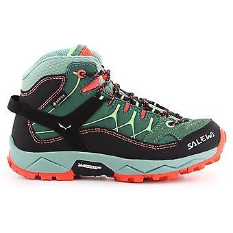 Salewa JR Alp Trainer Mid Gtx 640105960 trekking todo el año zapatos para niños
