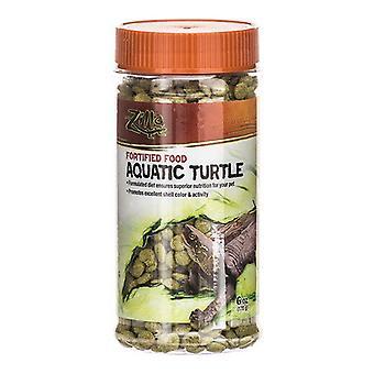 Zilla Aquatic Turtle Food - 6 oz