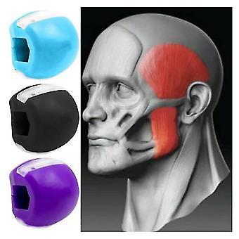مجهزة سيليكون ماسيتر مضغ الكرة، عضلات الوجه، الفك والرقبة عضلات ممارسة الكرة