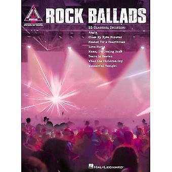 Rock Ballads: Guitar Recorded Versions
