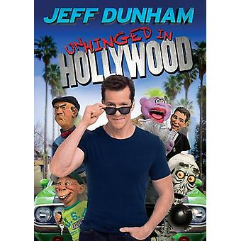 Jeff Dunham - aus den Angeln gehoben in Hollywood [DVD] USA import