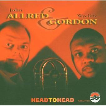 Allred/Gordon - Head to Head [CD] USA import