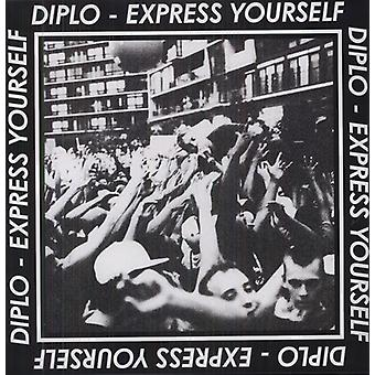 Diplo - Express Yourself [Vinyl] USA import