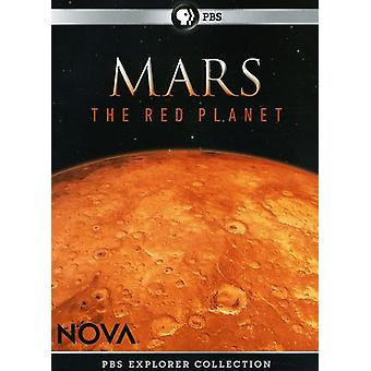 Mars: The Red Planet 4 Pak [DVD] USA import
