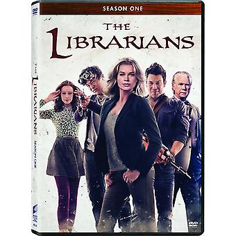 Librarians: Season One [DVD] USA import