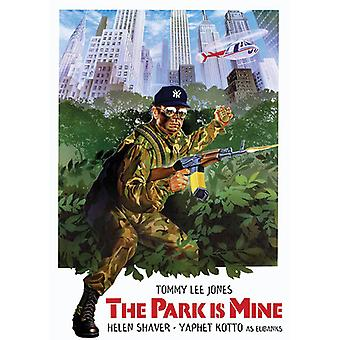 Park Is Mine (1986) [DVD] USA import