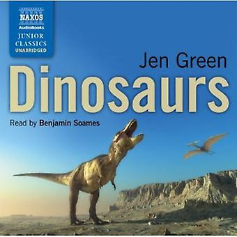 Dinosaurs [CD] USA import