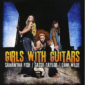 Fish/Taylor/Wilde - Girls with Guitars [CD] USA import