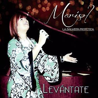 Marisol - Levantate [CD] USA import