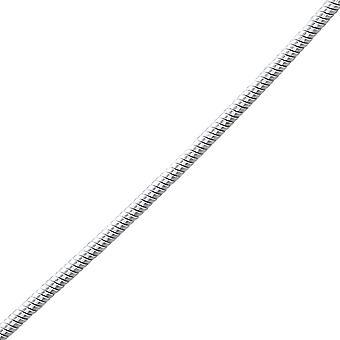 ثعبان-سلاسل الفضة الاسترليني 925 واحدة-W23877x