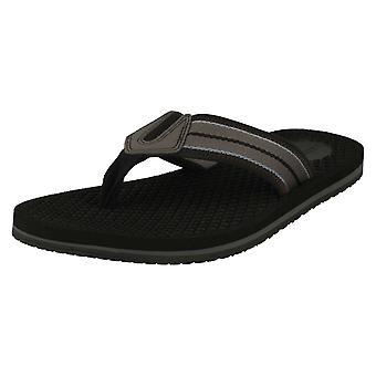 Miesten Clarks Toe Post sandaalit Levick Post
