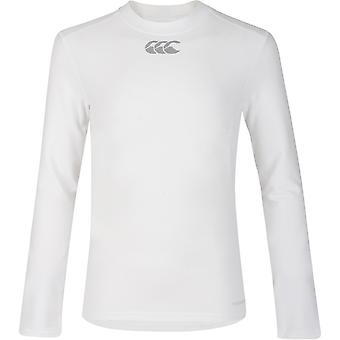 Canterbury Boys Thermoreg Warm Moisture Wicking Long Sleeve Top