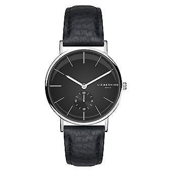 LIEBESKIND BERLIN ladies watch wristwatch leather LT-0112-LQ