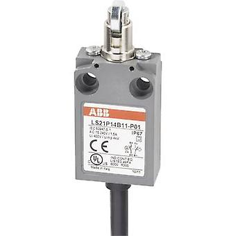 ABB LS21P14B11-P01 Limit switch 400 V AC 5 A Tappet momentary IP67 1 pc(s)