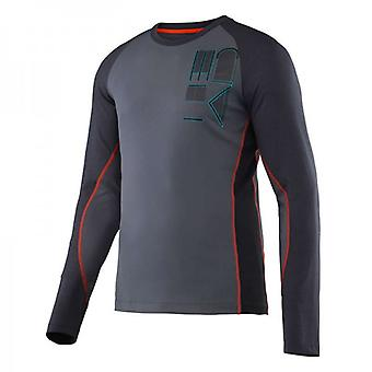 Head Transition T4S Longsleeve men's dark melange/antracite