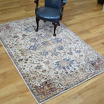 Alhambra Runner 6504C In Ivory And Beige