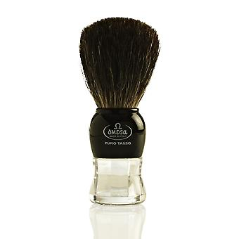 Omega 63167 Pure Badger Hair Shaving Brush