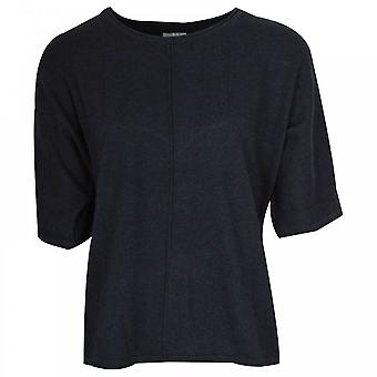 Thought Cropped Batwing Organic Cotton Jumper