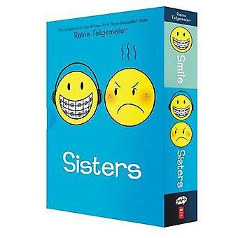 Lächeln und Schwestern - Box-Set von Raina Telgemeier - 9780545766388 Bo