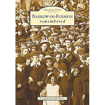 Barrow-In-Furness-lembrado por Bill Myers - 9780752420837 livro