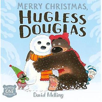 Hyvää joulua - Hugless Douglas David Melling - 9781444906844 Bo