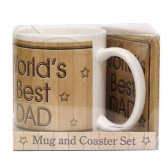 JOE DAVIES Mug Set 61002 D Best Dad