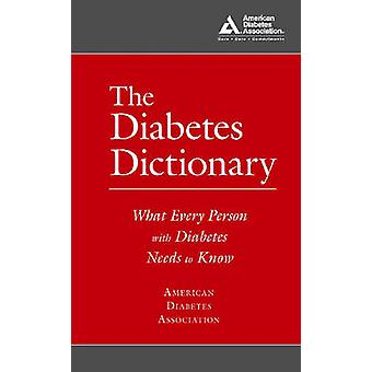 قاموس السكري-ما يلزم كل شخص مع مرض السكري كنو