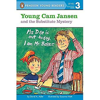Young CAM Jansen and the Substitute Mystery #11 (Young CAM Jansen (Puffin Easy-To-Read))