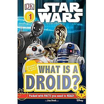Star Wars vad är en Droid? (DK läsare nivå 1)