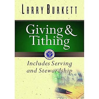 Giving and Tithing: Includes Serving and Stewardship (Resourceful Living)