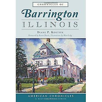 Chronicles af Barrington, Illinois (amerikansk Chronicles)