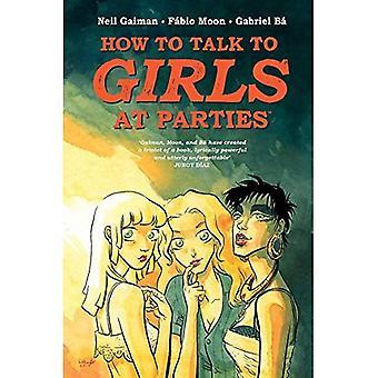 Miten puhua tytöille juhlissa