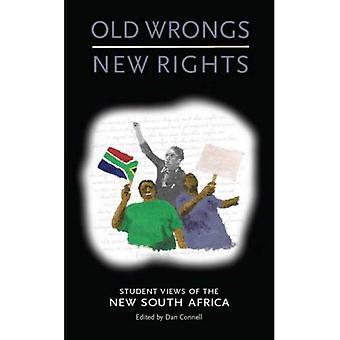 Gamle urett, nye rettigheter: Student utsikt over den nye Sør-Afrika