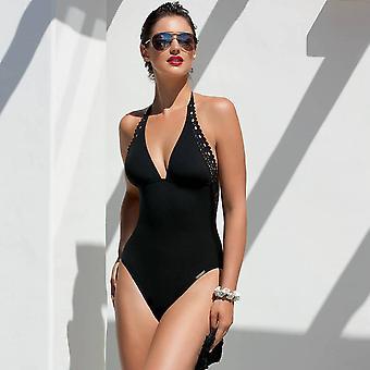 Lise Charmel Ajourage Couture Swimwear swimsuit black aba9815b