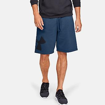 Under Armour rivaal fleece logo shorts
