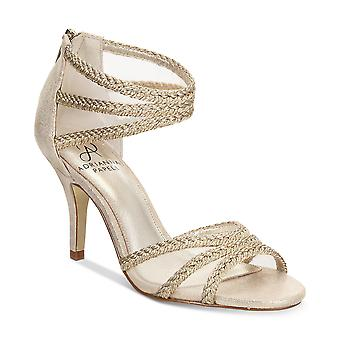 Adrianna Papell Womens Adler Open Toe Special Occasion Strappy Sandals