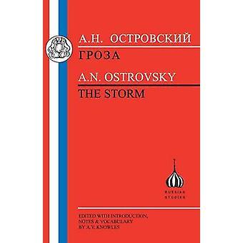 Ostrovsky The Storm by Knowles & A. V.