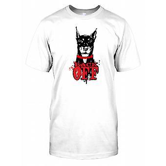 Zurücknehmen Sie-Dobermann Kinder T Shirt