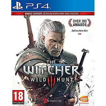 The Witcher 3 (PS4) - New