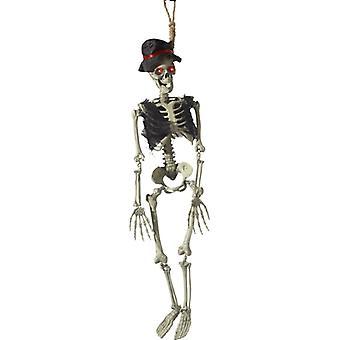 Lógó vőlegény csontváz Halloween dekoráció