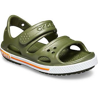 Crocs Boys Crocband ll Lightweight Easy Wear Summer Sandals