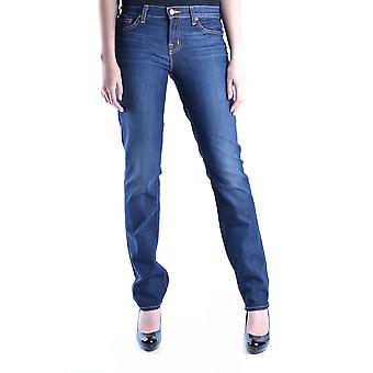 J Brand Ezbc200001 Dames's Blue Denim Jeans