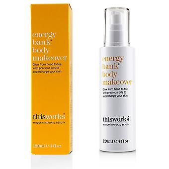 This Works Energy Bank Body Makeover - 120ml/4oz