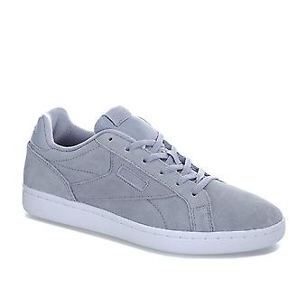 Womens Reebok Classics Royal Complete Clean Trainers In Cool Shadow / White